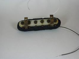 micro RV Tonemaster nouveau bobinage en cours de remontage 1