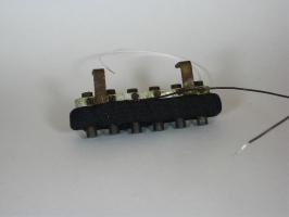 micro RV Tonemaster nouveau bobinage en cours de remontage 2